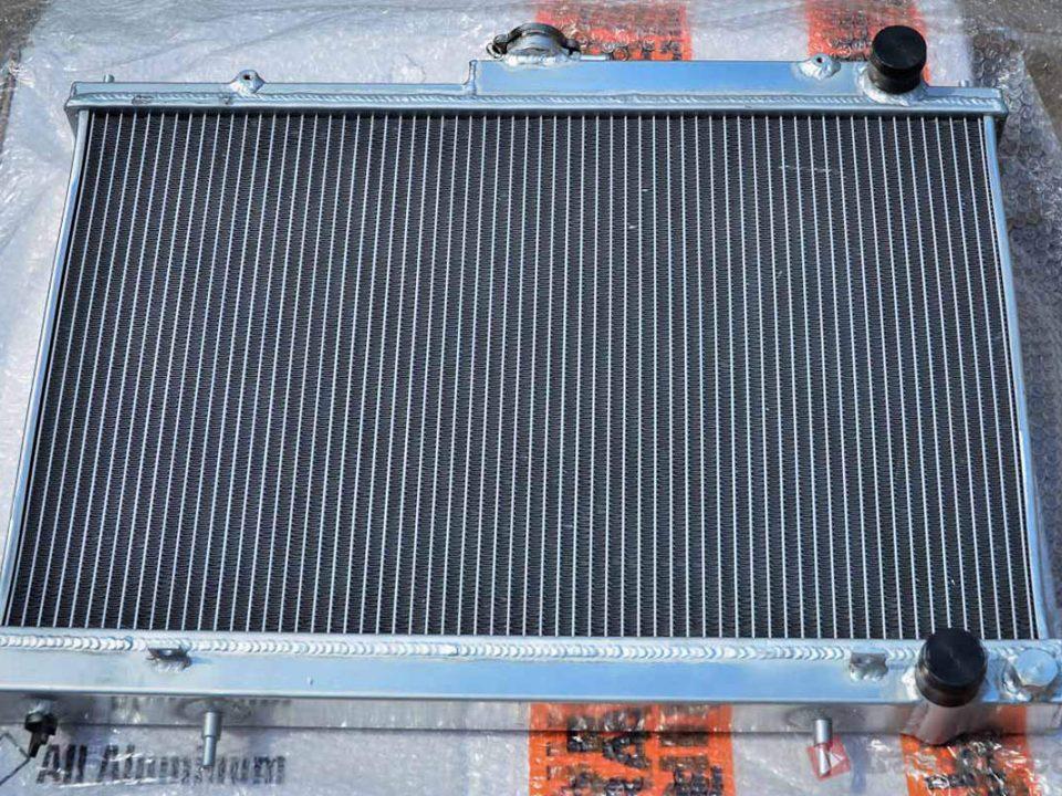 قطعات رادیاتور خودرو و نقش هر کدام از آن ها