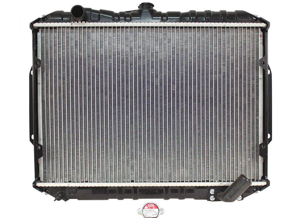 درباره رادیاتور خودرو چه می دانیم؟