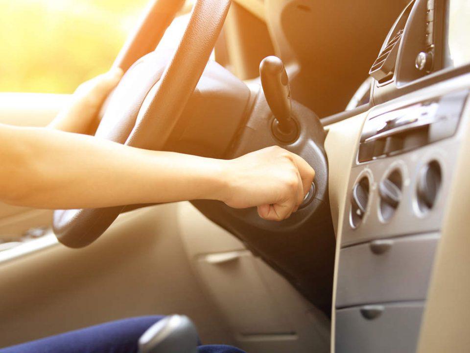 استارت خودرو چگونه عمل می کند