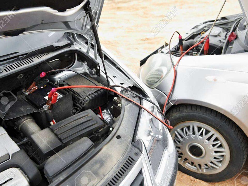 چگونه باتری به باتری کردن خودرو را باید انجام دهیم؟ - اتوکلینیک رضایی