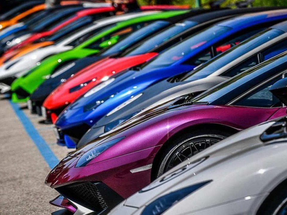 انواع رنگ خودرو – اتوکلینیک رضایی