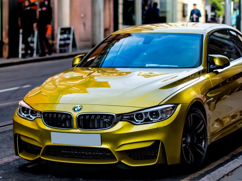 شناخت انواع رنگ ماشین – اتوکلینیک رضایی