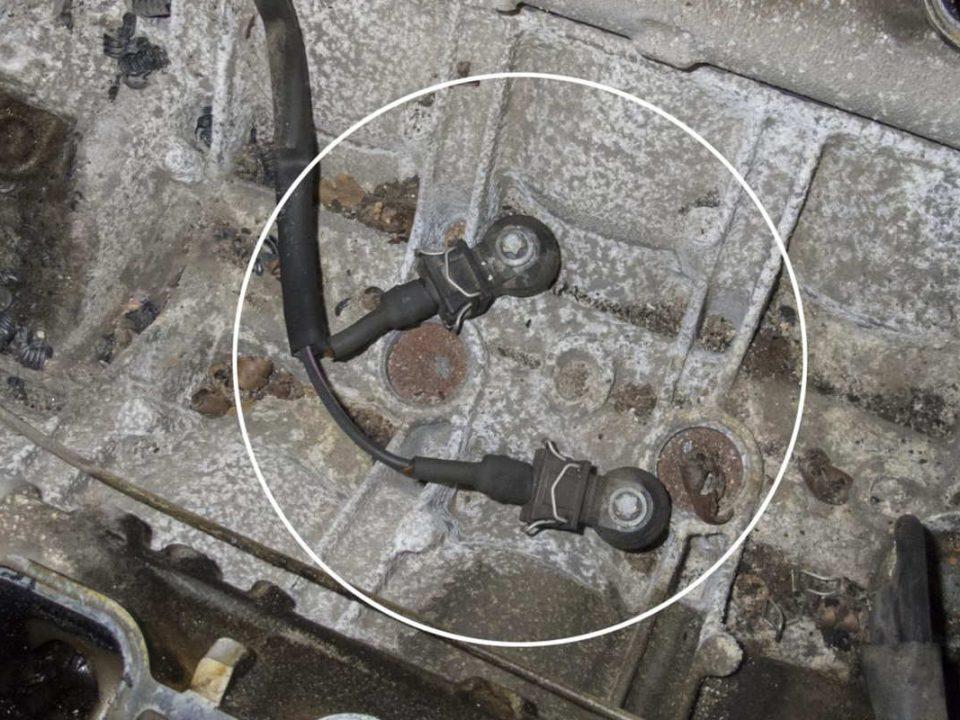 ناک سنسور یا سنسور ضربه چیست و چه وظیفه ای در خودرو بر عهده دارد؟ - اتوکلینیک رضایی