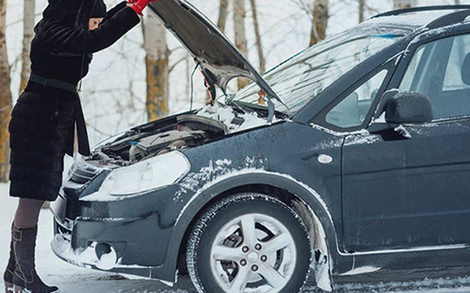 قبل از رانندگی در برف به چه نکاتی باید دقت کنیم؟ - اتوکلینیک رضایی