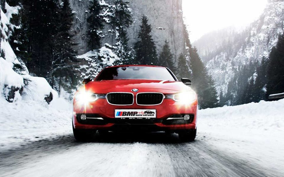 برخی نکات رانندگی کردن در برف را بیاموزیم – اتوکلینیک رضایی