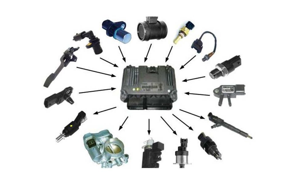آیا سنسورهای یک خودرو را می شناسید؟ - اتوکلینیک رضایی