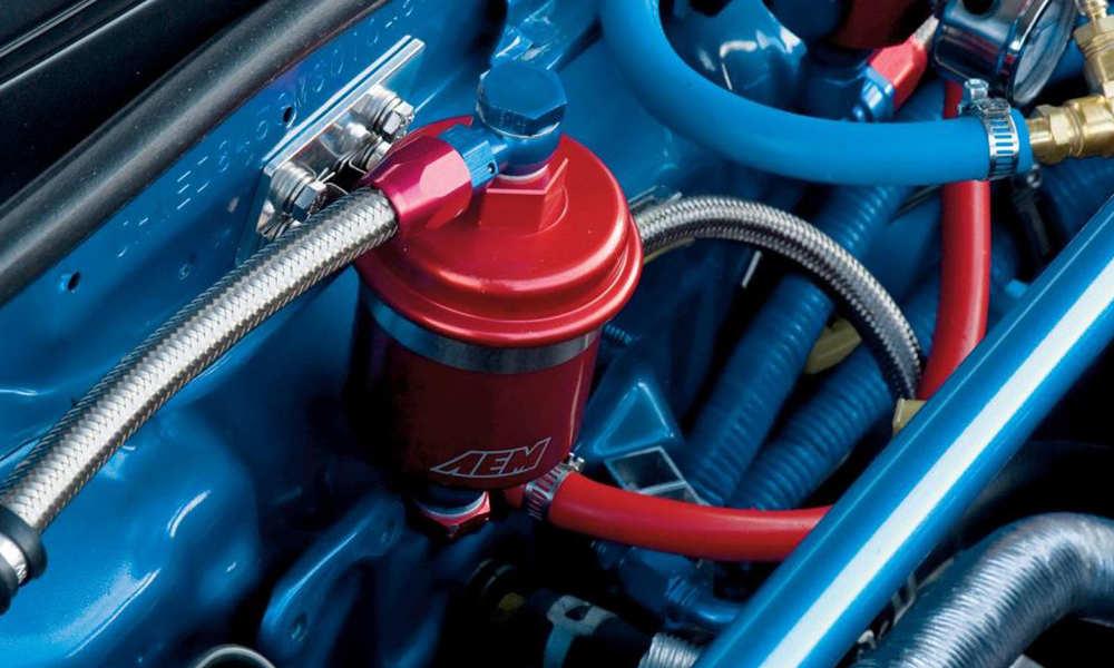 3 عامل خرابی صافی بنزین را بیاموزید