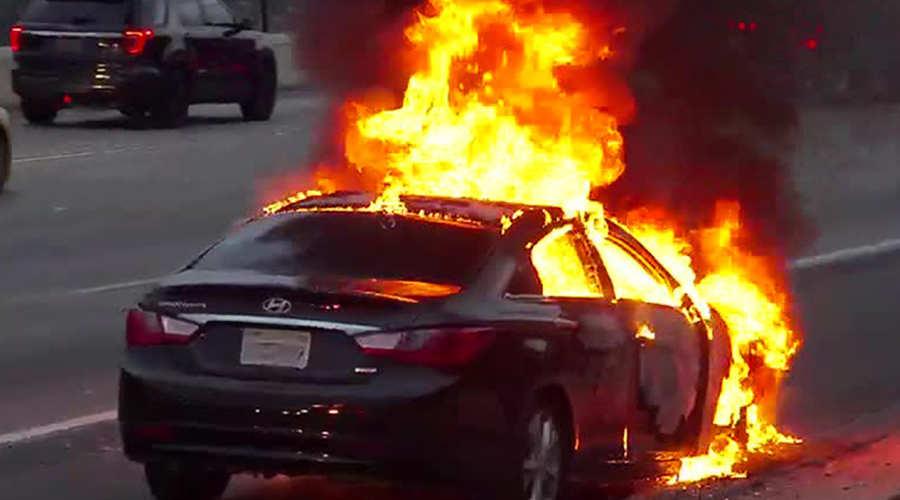 مواردی که ما باید هنگام آتش گرفتن اتومبیل آن ها را رعایت کنیم – اتوکلینیک رضایی